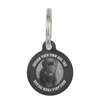 Make Your Own Personalized Unique Pet ID Tag