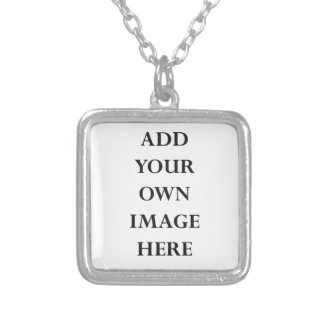 Make Your Own Silver Plated Necklace