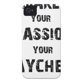 make your passion your paycheck Case-Mate iPhone 4 cases