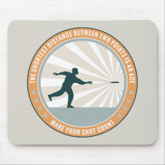 Make Your Shot Count Mouse Pad