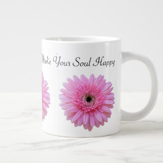 Make Your Soul Happy Large Coffee Mug