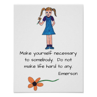 Make Yourself Necessary poster