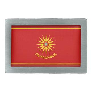 Makedonija Belt Buckle