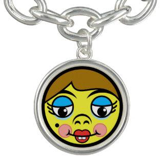 Makeover Face Bracelet