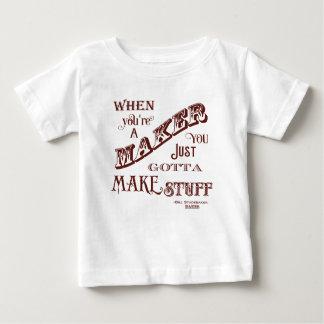 Maker Baby T-Shirt