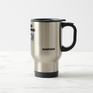 Maker of Men Travel Mug