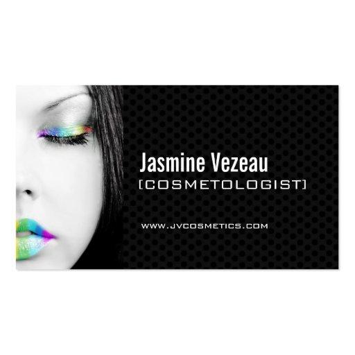 makeup artist business cards MEMEs