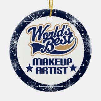 Makeup Artist Gift Ornament