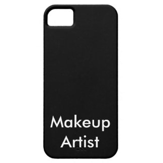 Makeup Artist iPhone 5 Covers