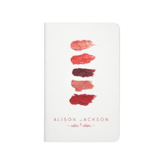 Makeup artist lipstick colors swathes journal
