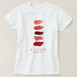 Makeup artist shirts