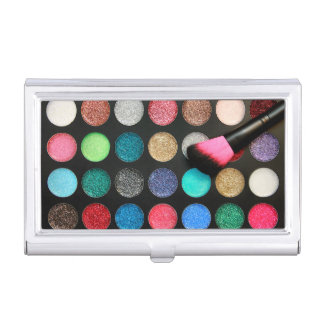 Makeup Business Card Holder