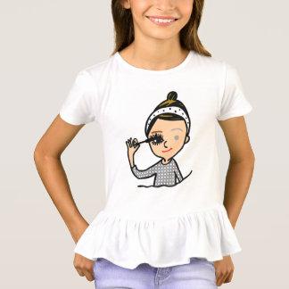 makeup girl T-Shirt