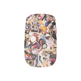Makeup Hoarder Minx Minx Nail Art