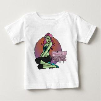 MakeUpZombie-Shirt - WHITE Baby T-Shirt
