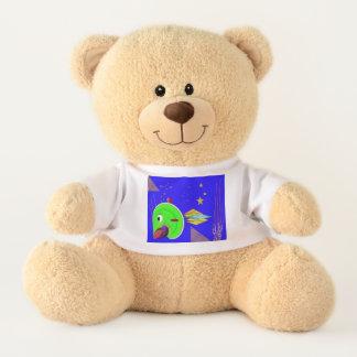 """Makin' Bubbles"" Medium Custom Teddy Bear"