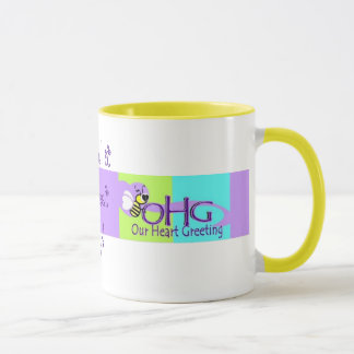 makin' it a great day! mug