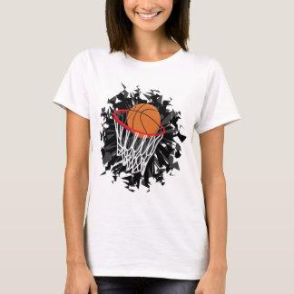 Making a Basket T-Shirt