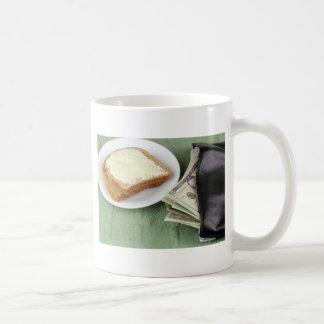 Making a Living, Bread & Butter Coffee Mug