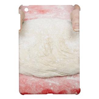 Making dough case for the iPad mini