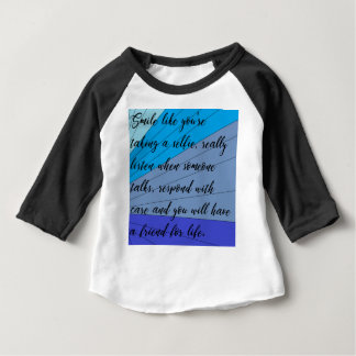 making friends baby T-Shirt