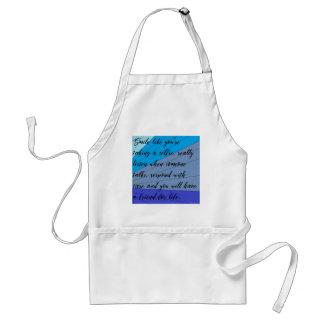 making friends standard apron