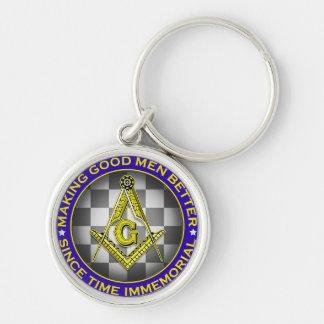 Making Good Men Better Masonic Keychain