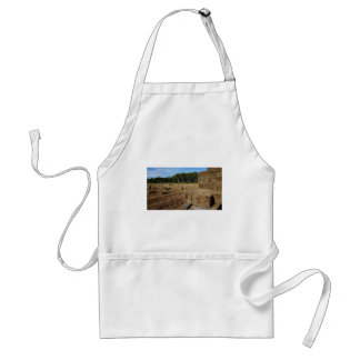 Making Hay While the Sun Shines Standard Apron