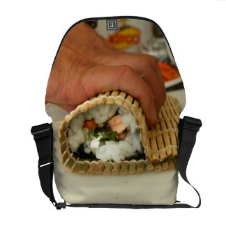 Making Sushi Commuter Bags