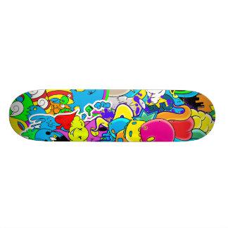 Mako Light Skate Deck