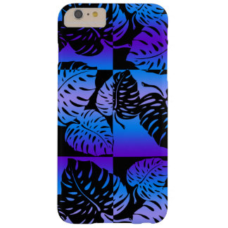 Makua Monstera Hawaiian Striped Blend Barely There iPhone 6 Plus Case