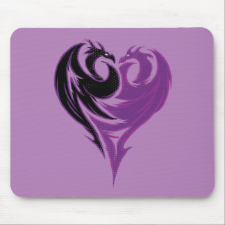 Mal Dragon Heart Mouse Pad