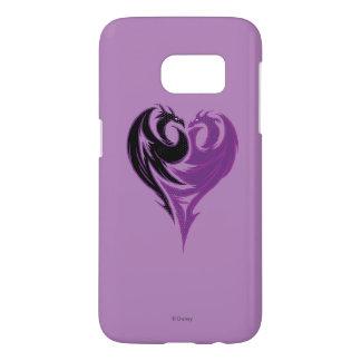 Mal Dragon Heart Samsung Galaxy S7 Case