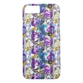 Mal Two-Headed Dragon Pattern iPhone 7 Case