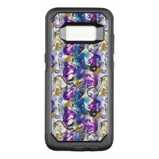 Mal Two-Headed Dragon Pattern OtterBox Commuter Samsung Galaxy S8 Case