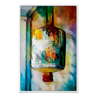 Malacca Lantern - Art On Canvas Print