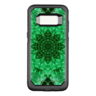 Malachite Star Mandala OtterBox Commuter Samsung Galaxy S8 Case