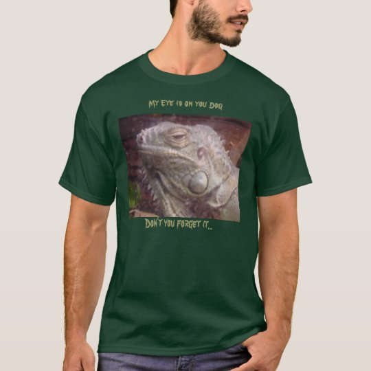 Malachite the Iguana T-Shirt