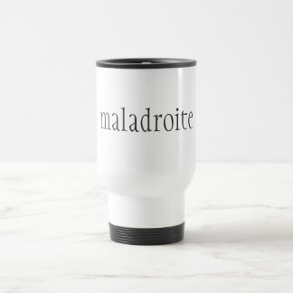 Maladroite Travel Mug