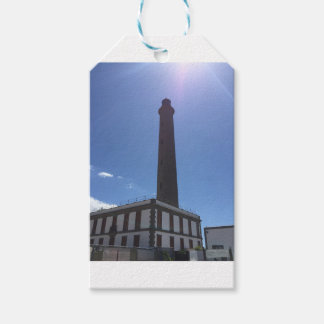 Malaga Lighthouse Gift Tags