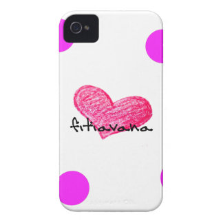 Malagasy Language of Love Design Case-Mate iPhone 4 Case