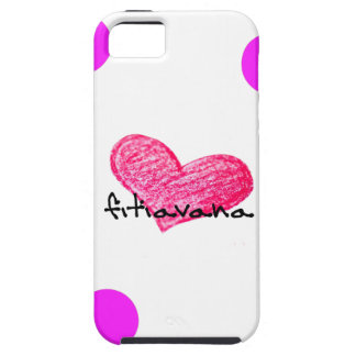 Malagasy Language of Love Design iPhone 5 Cover