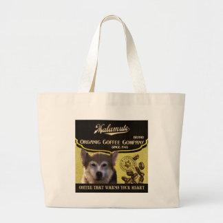 Malamute Brand – Organic Coffee Company Bag