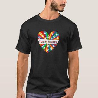 Malamute Love T-Shirt
