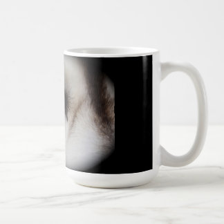 Malamute/wolf Profile Mug