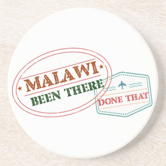 Malawi Been There Done That Coaster