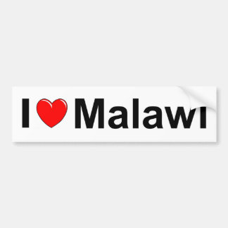 Malawi Bumper Sticker