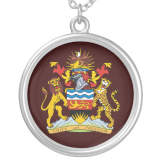 Malawi COA Silver Plated Necklace
