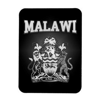Malawi Coat of Arms Magnet