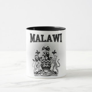 Malawi Coat of Arms Mug